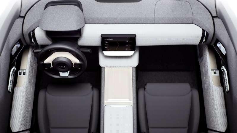其中的一组物品:该车预计将于2021年交付,预订费为119,000欧元。 (PA)