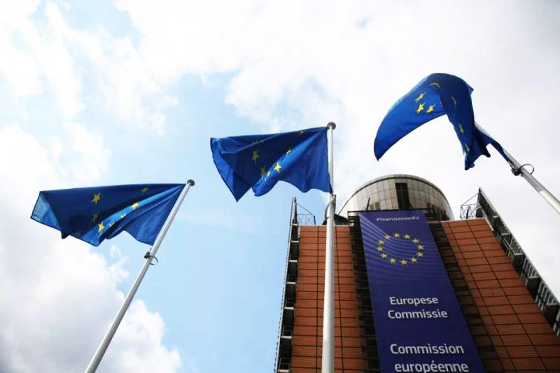 前担任德国国防部长的乌尔苏拉·冯德莱恩当选为新一任欧盟委员会主席.jpg