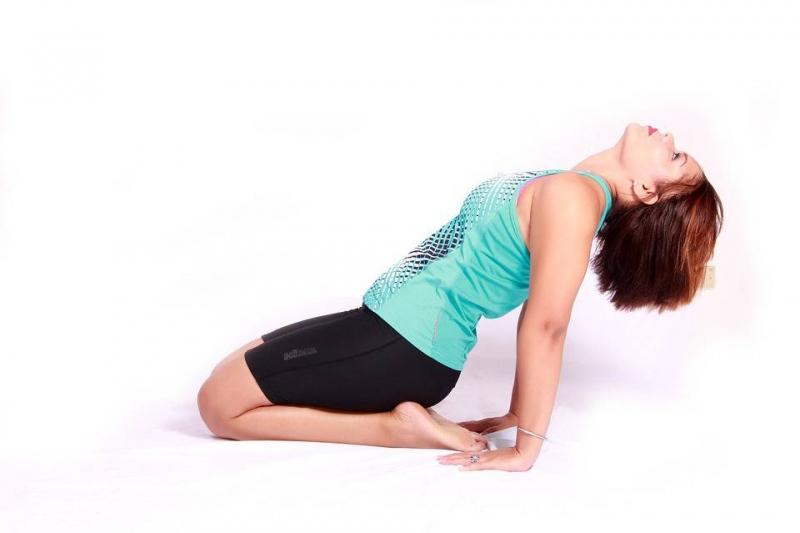 经期减肥瑜伽经期的注意事项